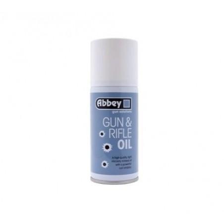ABBEY SPRAY GUN & RIFLE OIL (SPRAY POLYVALENT)