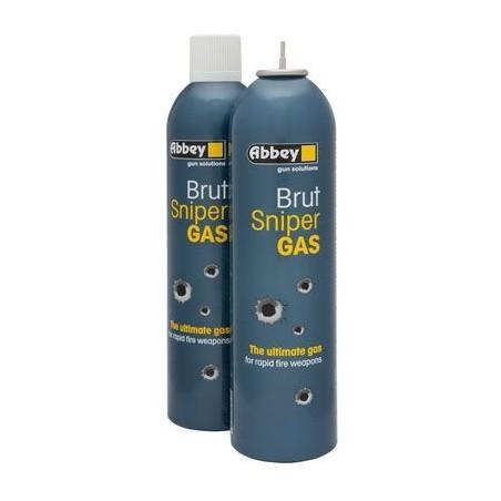 ABBEY BRUT SNIPER GAS 300GM