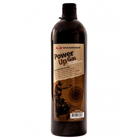 Guarder Power Up Gas 650g/2000ml