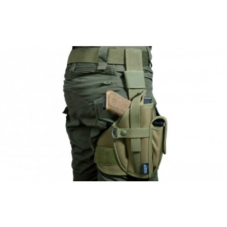HOLSTER OD AMBIDEXTRE POUR MOLLE DELTA TACTICS