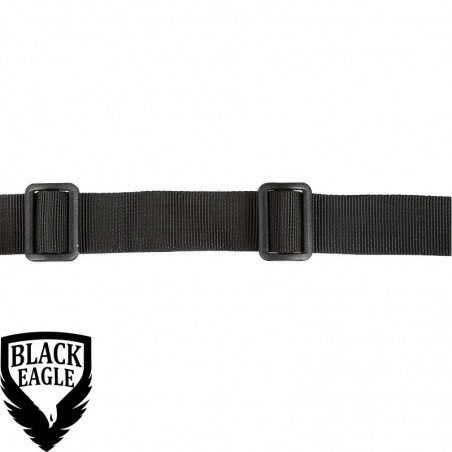 Two-Point tactical Sling – Black Black Eagle Corporation 2K20