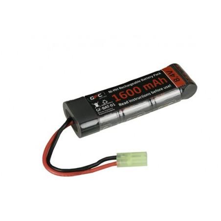 NiMH 8,4V 1600mAh battery