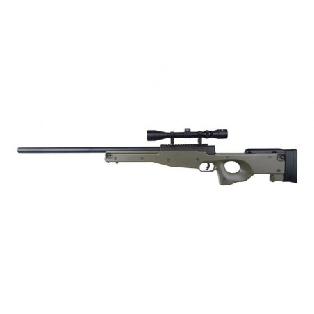 MB01 Sniper Rifle Replique with Scope - Olive Drab