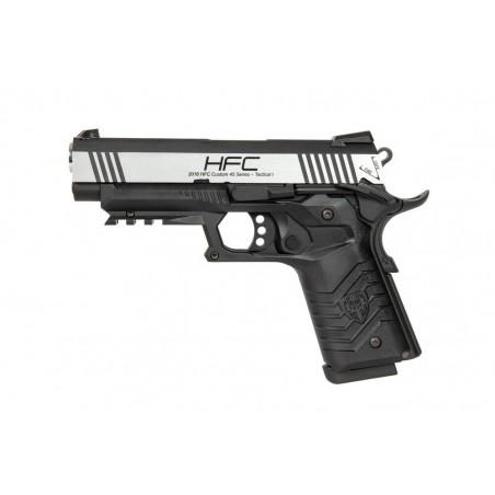 HG-171 Pistol Replique - black / silver